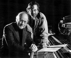 John-Williams-et-Steven-Spielberg