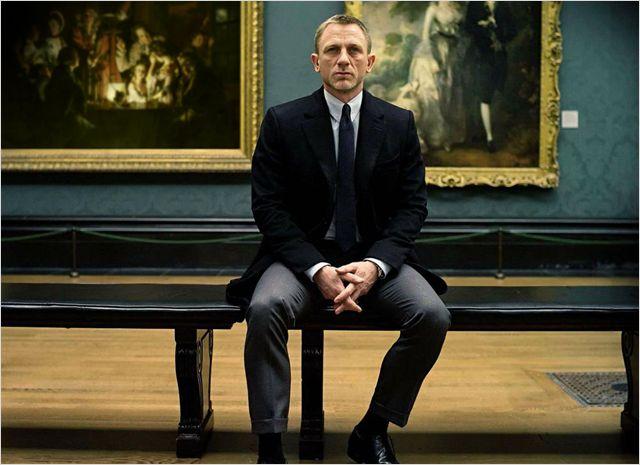 James Bond appartient à un musée.