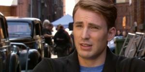 Chris Evans : Demain, j'arrête ! Ou pas. – Interview pour Captain America 2