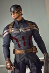 Chris Evans, Captain America dans Avengers – Interview