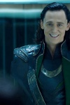 Tom Hiddleston, Loki dans Avengers – Interview