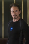 Robert Downey Jr., Iron Man dans Avengers – Interview