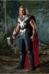 Chris Hemsworth, Thor dans Avengers – Interview
