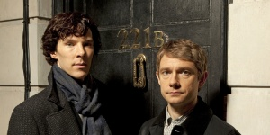 5 raisons d'aimer Sherlock