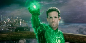 Sur le tournage de Green Lantern