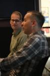 Pete Docter et Jonas Rivera, deux des têtes pensantes de Vice-versa – Interview