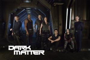 Dark Matter est une cour d'école pour adultes. – Interview des acteurs de Dark Matter