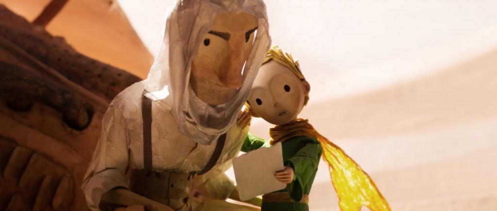 L'Aviateur et le Petit Prince