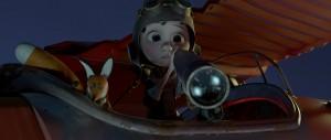 La Petite Fille et le Renard