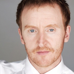Tony Curran au naturel.