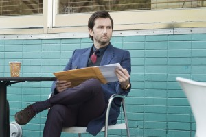 David Tennant alias Kilgrave