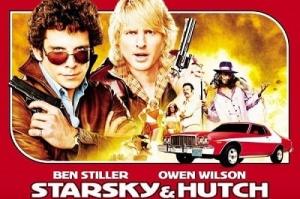 Ben Stiller et Owen Wilson, interview pour Starsky et Hutch lalalala lala (air connu)