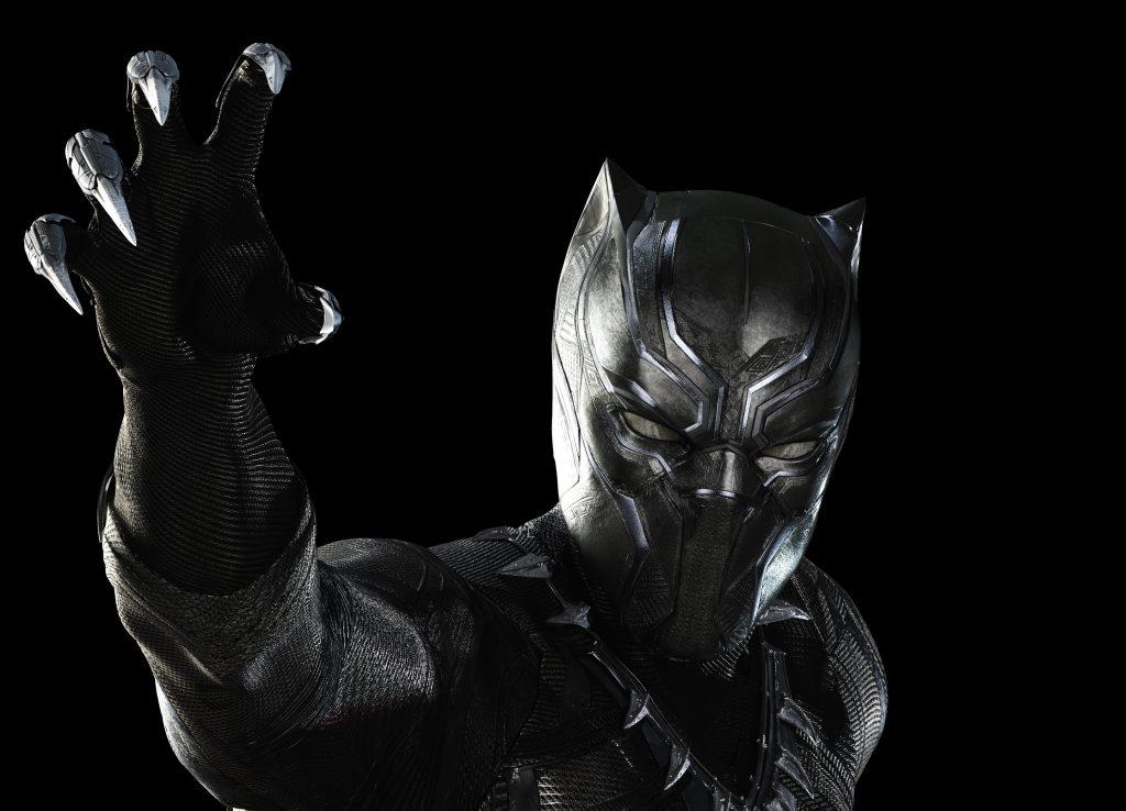 Black Panther/T'Challa (Chadwick Boseman) © Zade Rosenthal - Marvel 2016