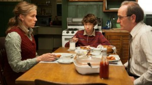 Frances McDormand, Devin Druid et Richard Jenkins dans Olive Kitteridge © HBO