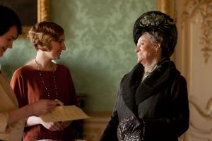 Laura Carmichael et Maggie Smith