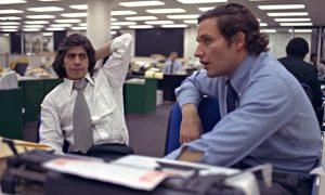 Carl Bernstein et Bob Woodward © AP