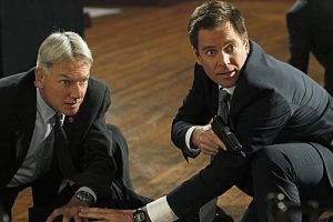 Mark Harmon et Michael Weatherly