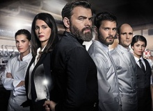 Sur le tournage de… Chefs, saison 2