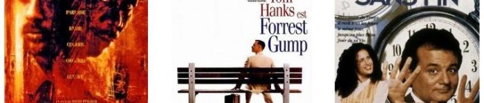 Si la suite m'était contée : Seven, Forrest Gump et Un jour sans fin