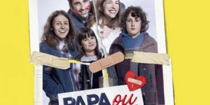 Emilie Caen et Florent Peyre aiment se détester dans Papa ou Maman – La série