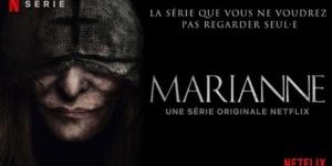 Sur le tournage de… Marianne