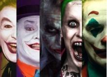 Joker : 5 acteurs, 5 approches, 5 folies