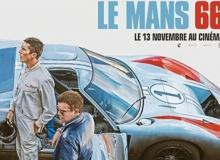 Dans les paddocks du film Le Mans 66
