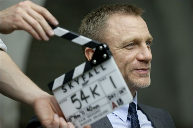 Daniel Craig est James Bond