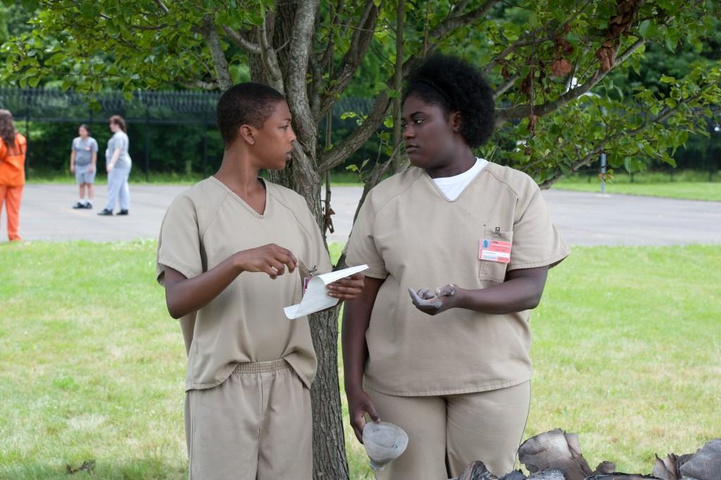 Samira Wiley et Danielle Brooks