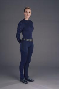 Zoie Palmer - l'Androïde
