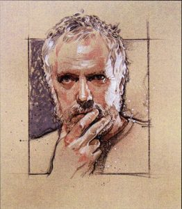 Drew-Struzan-Self-Portrait