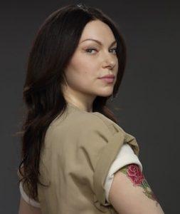 Laura Prepon (Alex Vause)