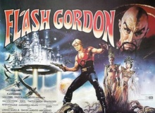 Flash Gordon a 40 ans