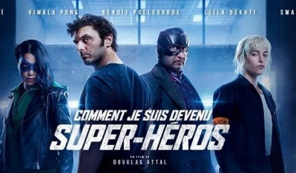 Douglas Attal sur la piste des super-héros